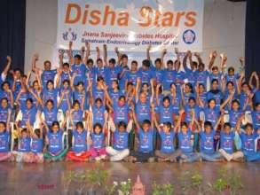 DISHA STARS