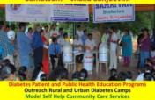DISHA & DOSTI - FREE Diabetes clinic for the Poor