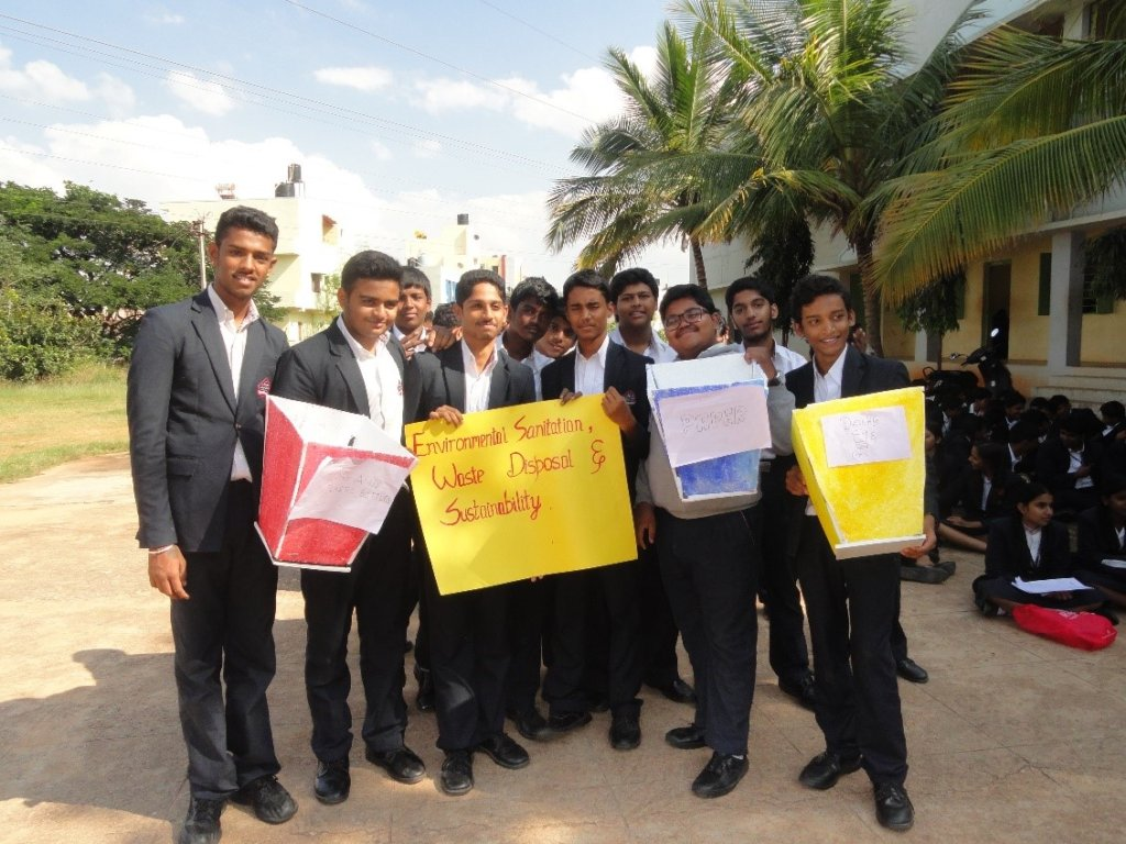 Global Youth Action- Environmental Sustainability