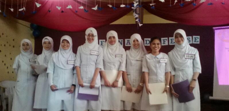 "SSC Nursing grads prepare for ""Pinning Ceremony"""