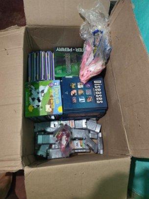 Books and Hygiene aid for Sulu Nursing Program