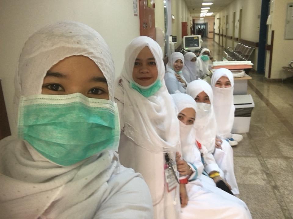 Operating Room training: student nurses in Sulu