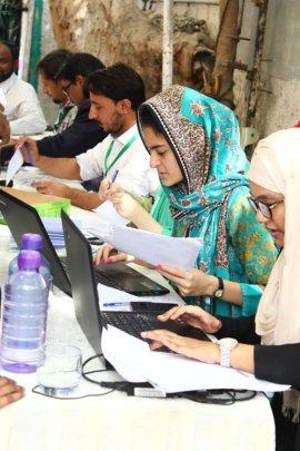 SCNIC Registration Desk