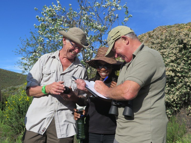 Training the Next Generation of Conservationists