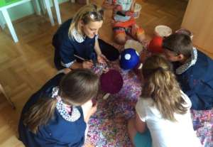 Children's Club Activities
