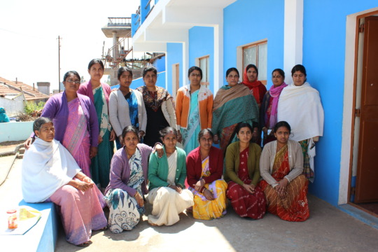 Beneficiaries of the ET's integrated programme