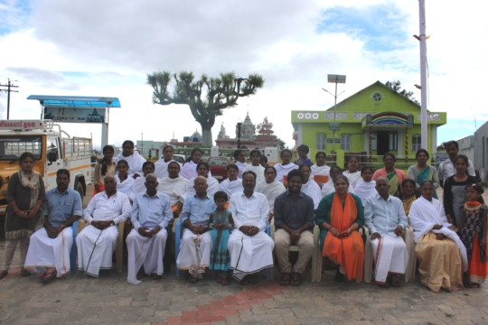 Group photo of the participants and delegates