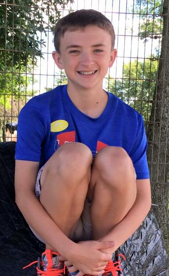 Connor, Age 13