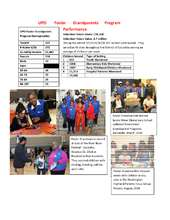 UPO Foster Grandparents Program Highlights (PDF)