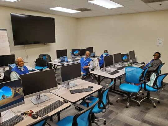 Support UPO's Foster Grandparents Program