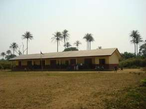 Typical village school