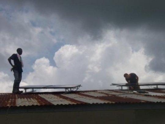 Provide Solar Power to 8 Sierra Leone Villages
