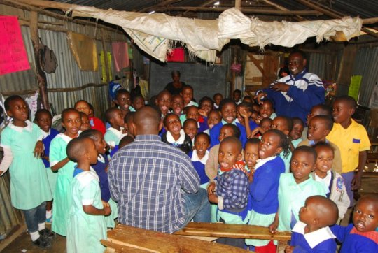 Counselling to the children