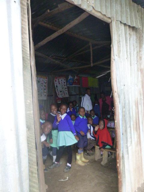 Welcome to glory center  in Kiambiu !