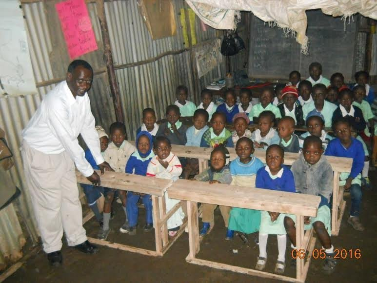 Empowering 100 vulnerable children in Kiambiu slum