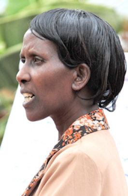 Irene Wetaka - WMI Head Trainer