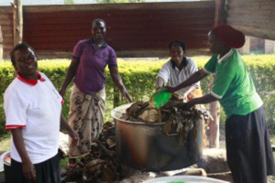 Preparing the Bogoyas