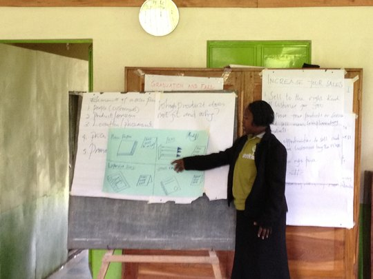 WMI Training Session