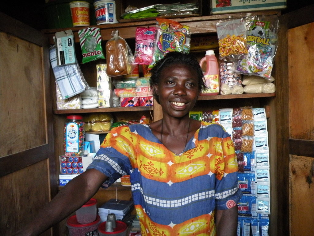 1,000 Microloans for Rural Women in East Africa