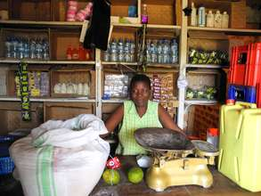 WMI Borrower at her retail shop