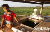 Clean water for 550 people in Villa Alvarez