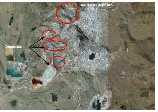 Mining Waste Tailing