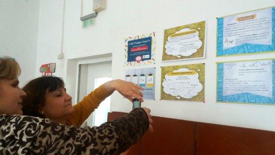 7th Public School principal's demo in Varna