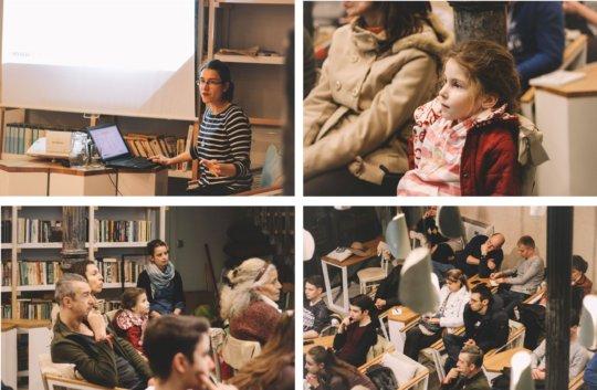 Khan Academy Presentation in Ruse