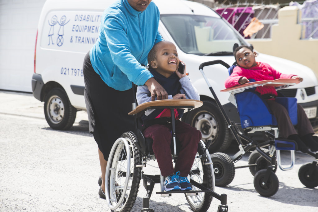 Overcoming Stigma of Disabilities in South Africa