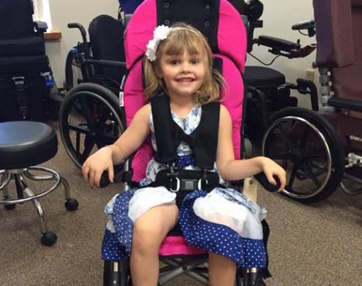 Our work today will benefit kids like Madilyn