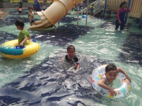 Water fun games!