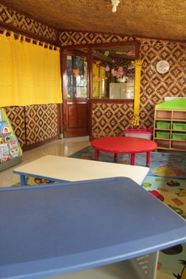The Early Childhood Learning Center facilities