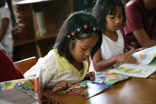 supporting childrens education indonesia - 540×360