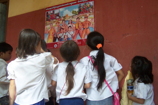 Prevent Trafficking and Abuse of Cambodians