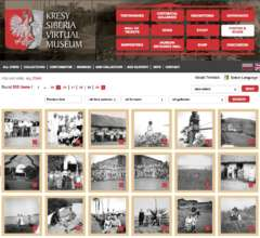 New collection in Kresy-Siberia Hall of Memories