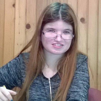 Research Intern Katarzyna Podgorska.