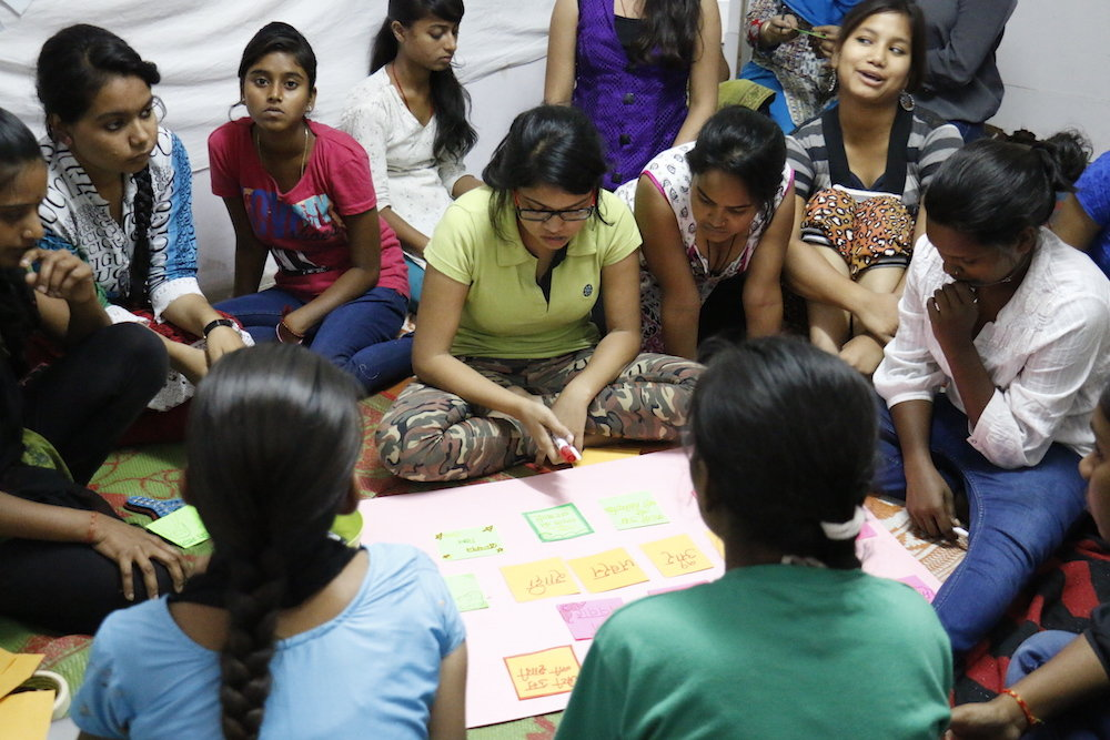 Girl Leaders Fight Against Early & Forced Marriage