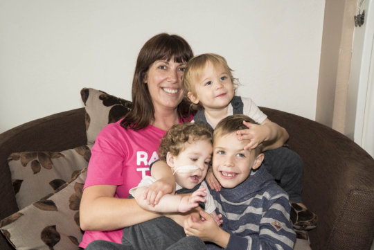 Sponsor a Family Support Worker for Sick Children