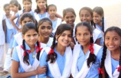 Educate Girls Stands #withMalala in India