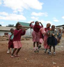 EmPAWAing Girls Through Education