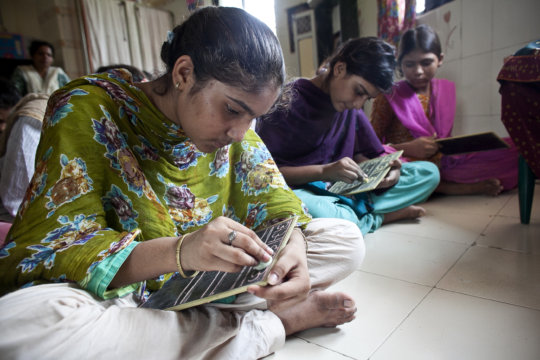 Empowerment of Girls Through Education