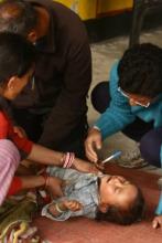 Medical Camp, Village Jatoli
