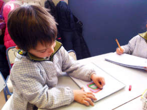 iPad for 84 students with hearing Impairment,Spain