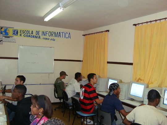 Young Adults in Technology and Citizenship School
