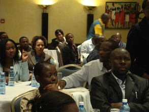 Guests Following up the proceedings at the launch