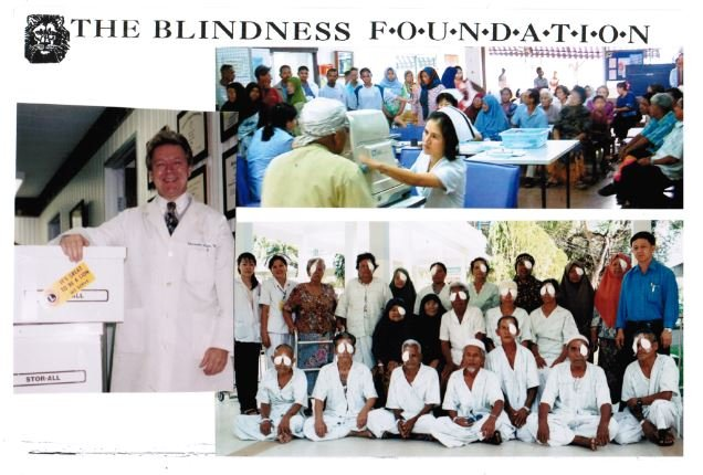 Cure Blindness in 1000 Poor Cambodians