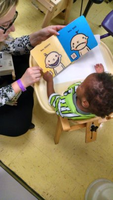 Special Needs Books for 1000 Kinders