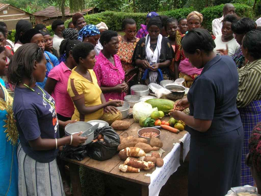 Promote Food Security Among 10,000 Homes in Uganda