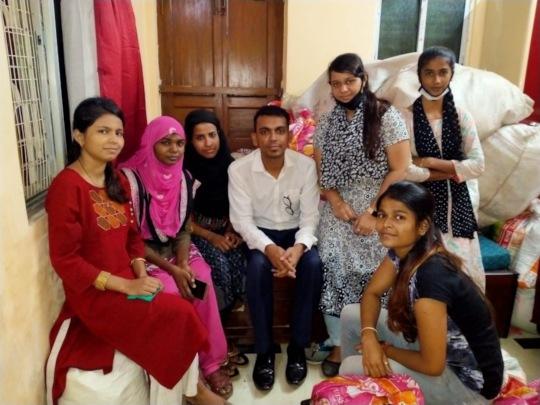 The Tiljala SHED Team