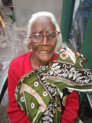 The elderly need our ongoing support